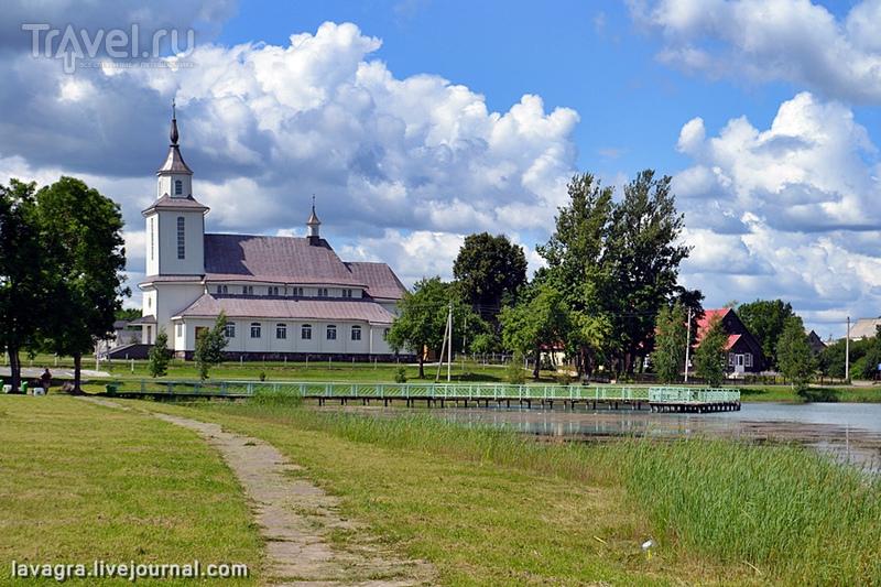 Костёл Святого Станислава в Дукштасе, Литва / Фото из Литвы