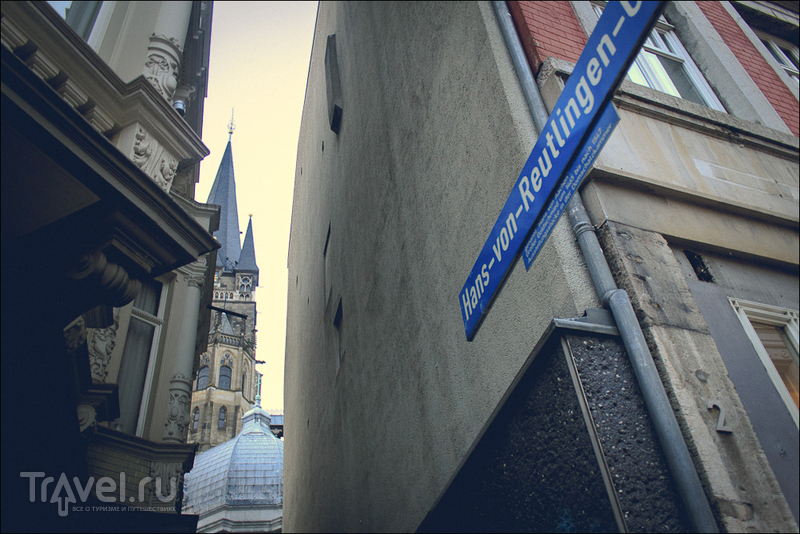 Прогулка по Ахену / Германия