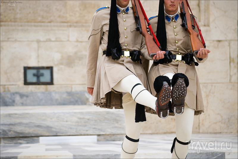 Прогулки по городу. Афины / Греция