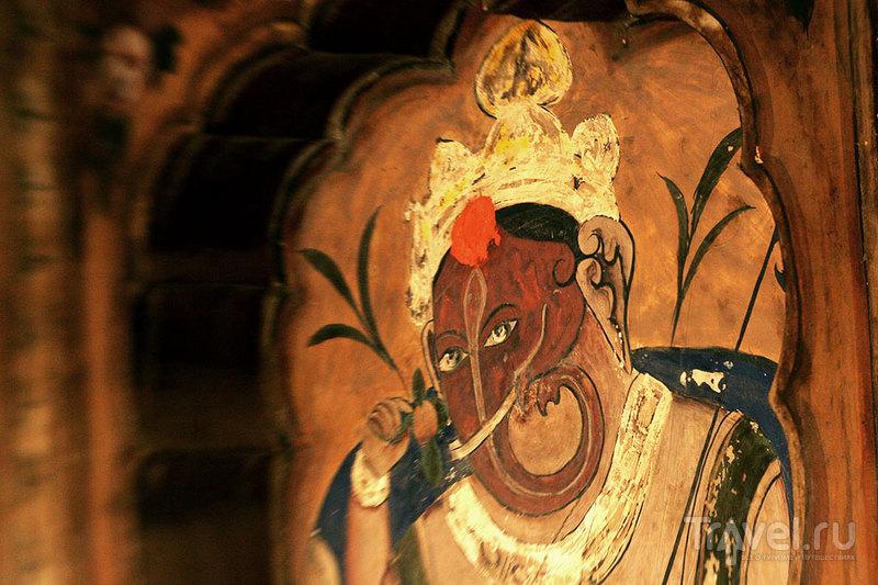 Nawalgarh. Xавели / Фото из Индии