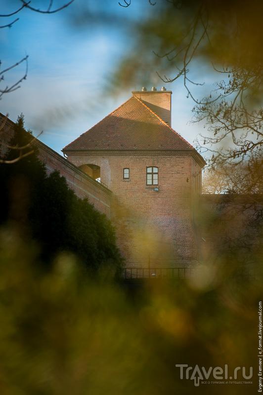 Замок Спилберг в Брно, Чехия / Фото из Чехии