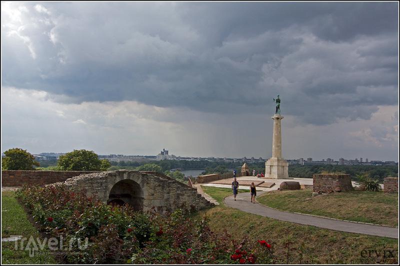 Белград. Прогулка по основным достопримечательностям / Сербия