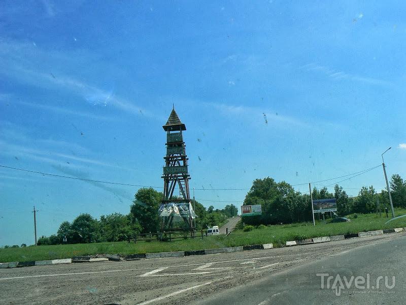Украина. По дорогам Черновицкой области / Украина