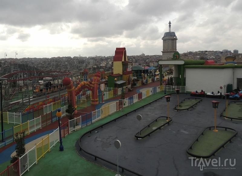 Диснейленд в Стамбуле. Vialand - прекрасное развлечение в безвизовой Турции / Турция