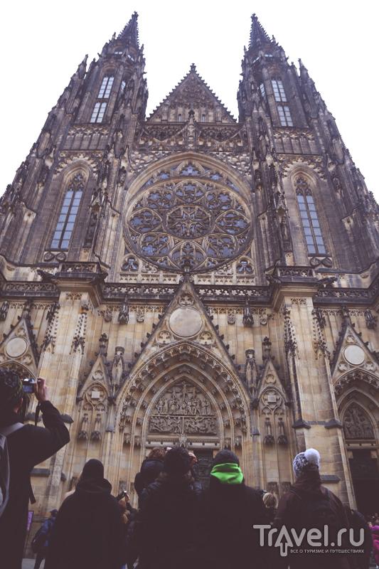 Собор Святого Вита в Праге, Чехия / Чехия