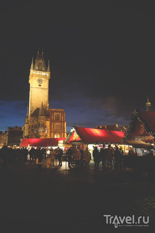 Староместская площадь в Праге, Чехия / Чехия