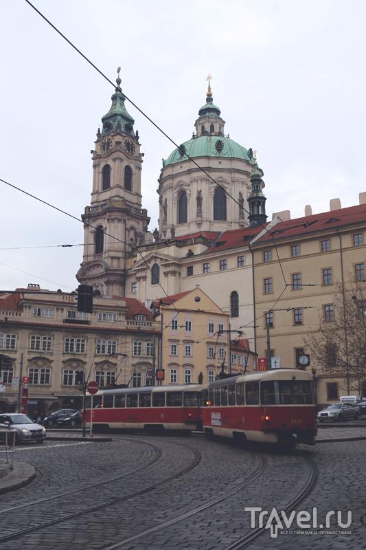 Пражский трамвай / Чехия