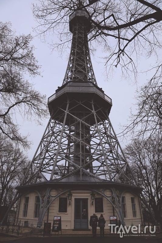Башня Петршин в Праге, Чехия / Чехия