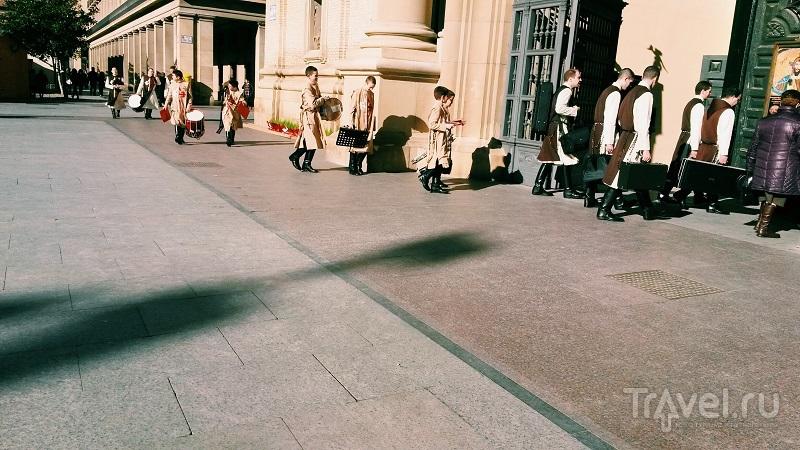 """""""Эскерик аско, Олентцеро!"""" или путешествие по мотивам """"Фиесты"""" Э. Хемингуэя в Страну Басков / Фото из Испании"""