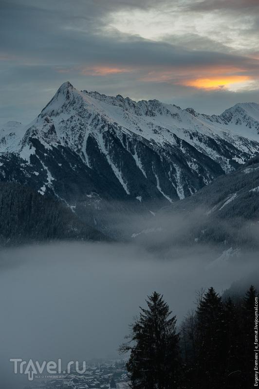 Горнолыжный поселок Финкенберг / Австрия