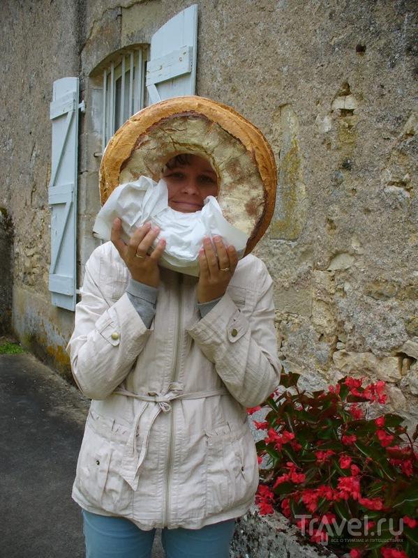 Франция. Сен-Симон и окрестности №1 / Франция