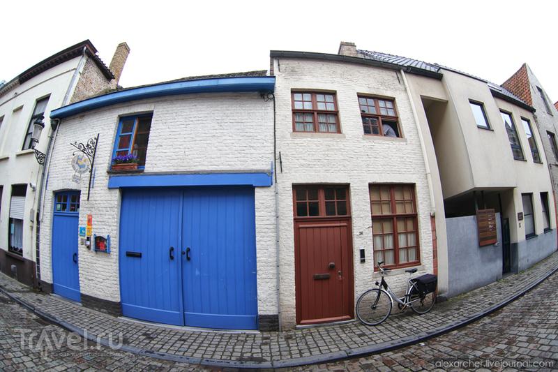 Очаровательный Брюгге / Бельгия