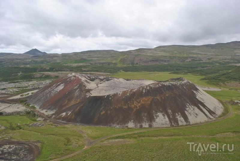 Исландия. Borgarfjörður / Исландия