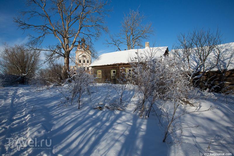 В селе Весь, Россия / Фото из России