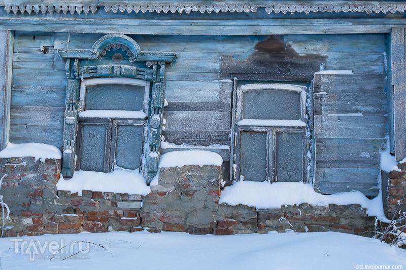 В селе Клементьево, Россия / Фото из России