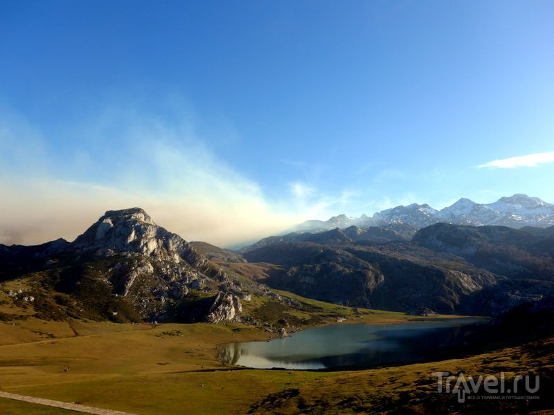 На машине по Пиренейскому полуострову / Фото из Испании
