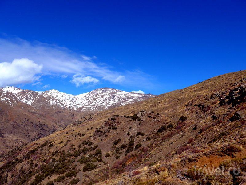 В ущелье Лас-Альпухаррас, Испания / Фото из Испании