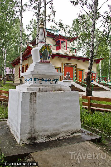 Аршан - курорт в Бурятии / Россия
