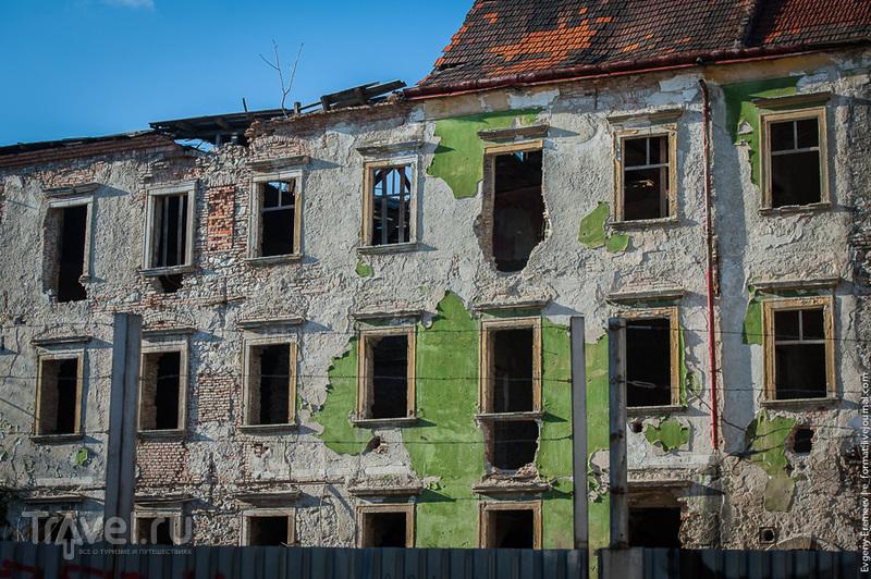 В городе Братислава, Словакия / Фото из Словакии