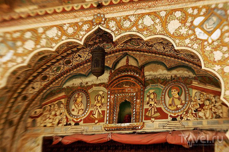 В городе Фатехпур, Индия / Фото из Индии
