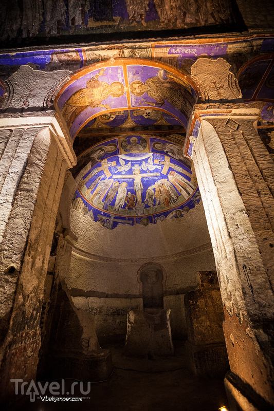 Каппадокия: Музей под открытым небом Гёреме / Турция