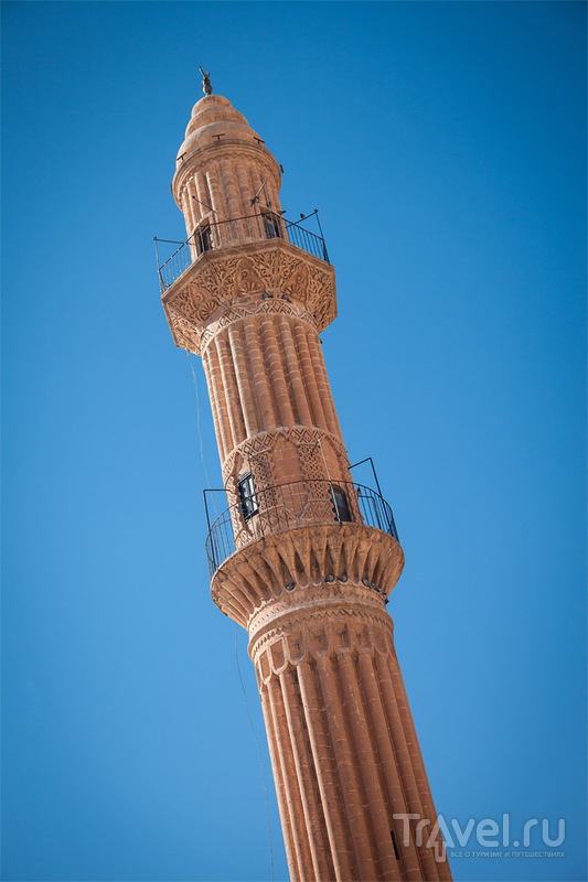 Турецкий юго-восток: Мардин / Турция