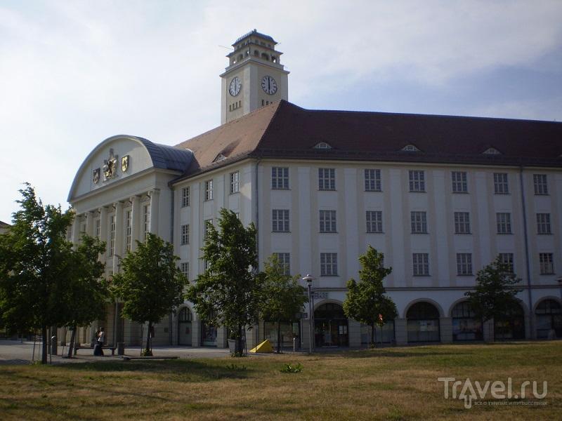 В городе Зонненберг, Германия / Германия
