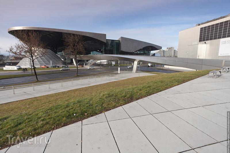 Германия. Мюнхен, музей BMW