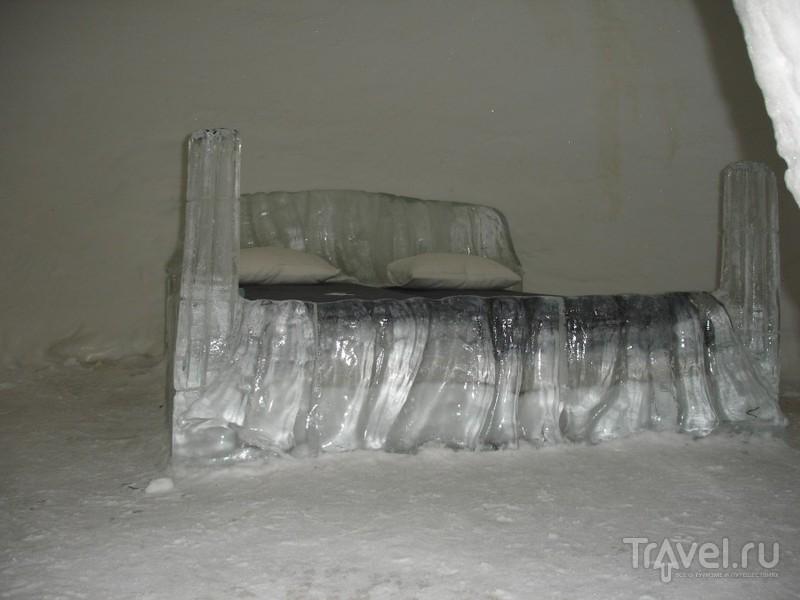 Ледяная ночевка