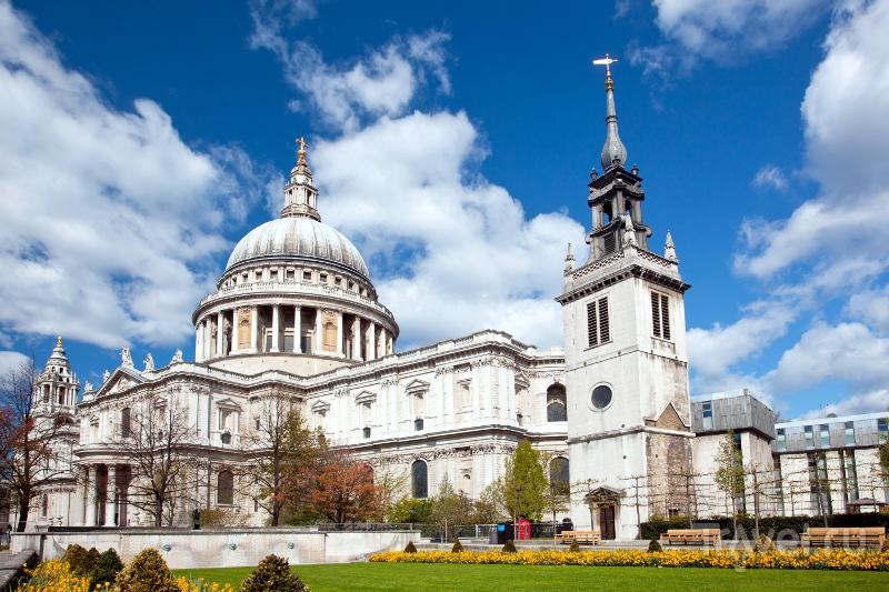 собор святого павла лондон: