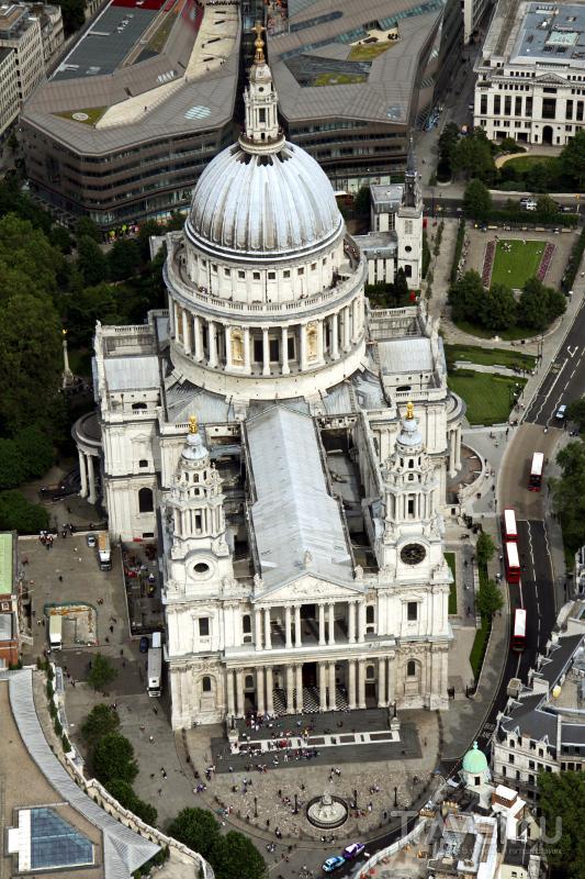 в лондоне собор святого павла картинки