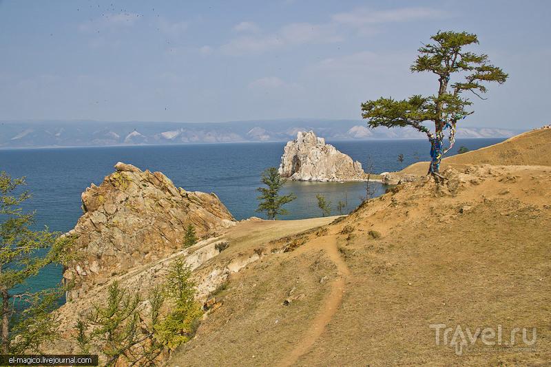 Ольхон - великолепие Байкала на 100% / Фото из России