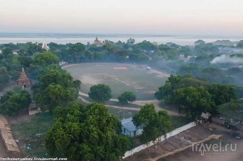 Баганские шарики / Фото из Мьянмы