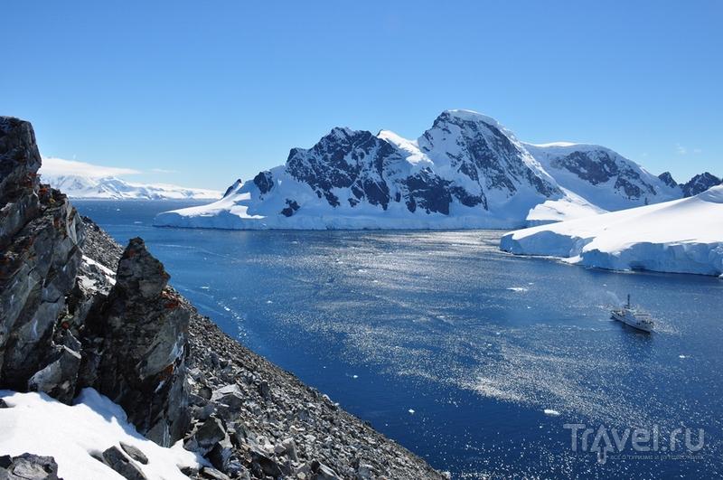 Антарктический полуостров. Залив Orne Harbour / Фото из Антарктики