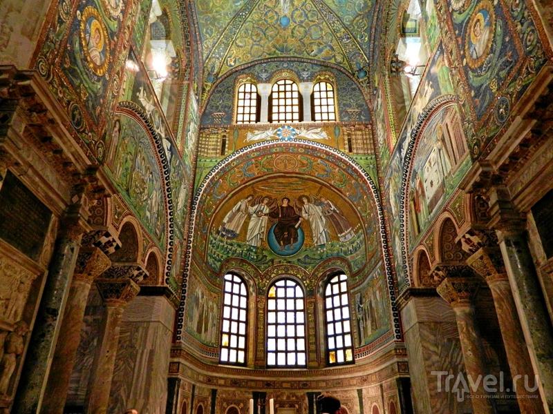 В городе Равенна, Италия / Фото из Италии