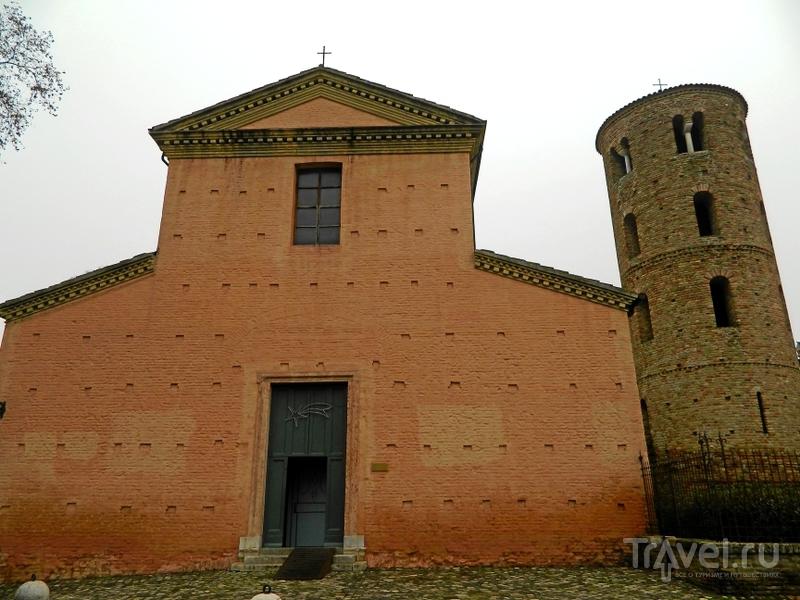Chiesa di Santa Maria Maggiore в Равенне, Италия / Фото из Италии