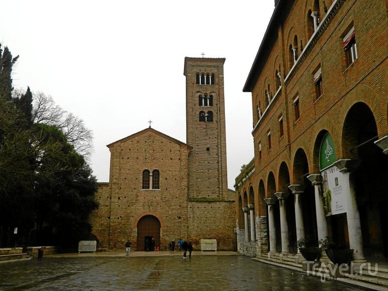 Basilica di San Francesco в Равенне, Италия / Фото из Италии