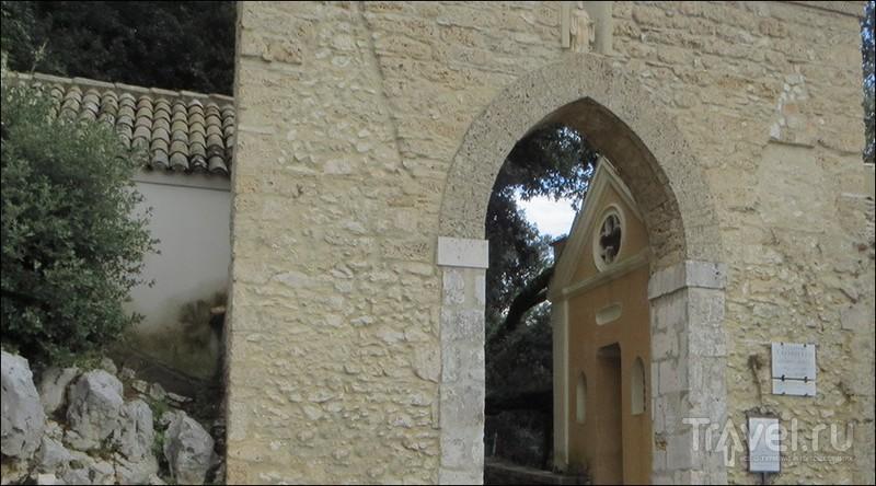 Монастырь святого Бенедикта, Италия / Фото из Италии