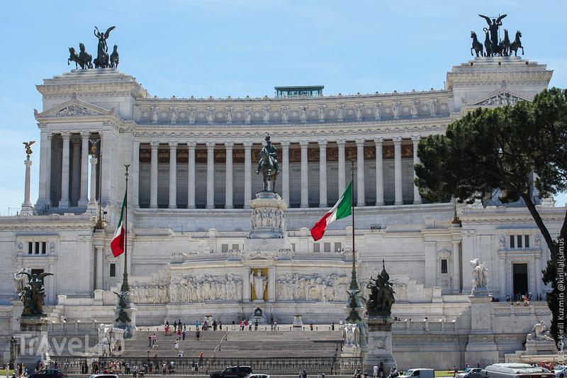Дом правительства в Риме, Италия / Фото из Ватикана
