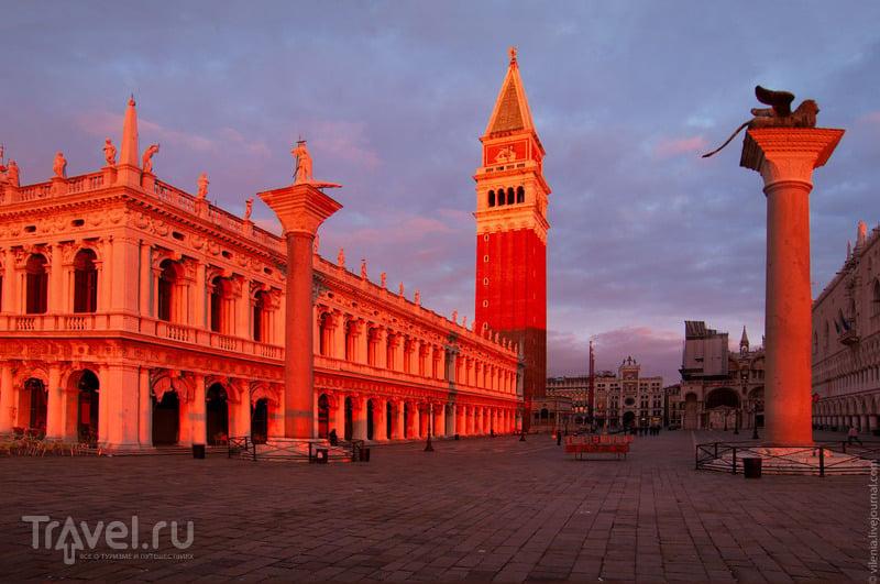 Год начинается в... Венеции / Фото из Италии