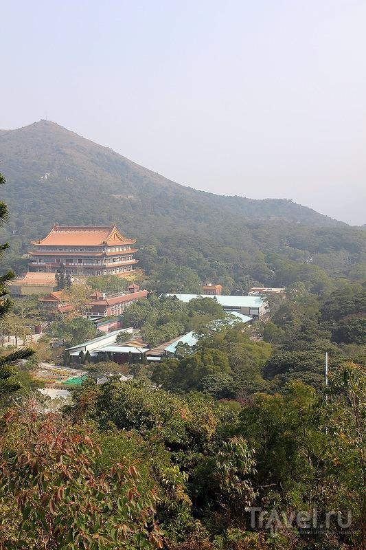 Гонконг, остров Лантау: канатная дорога Ngong Ping 360 и Большой Будда / Гонконг - Сянган (КНР)