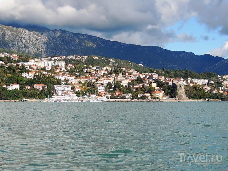 Остров-крепость Мамула - место, притягивающее туристов и инвесторов / Черногория