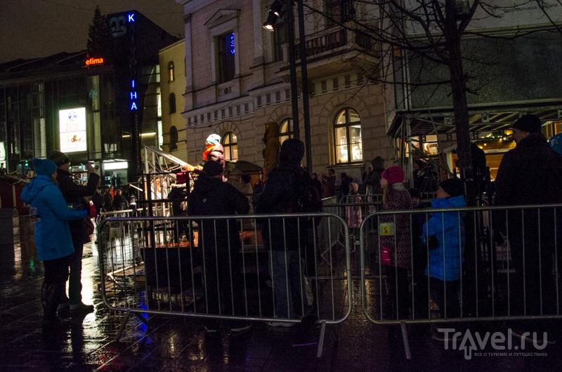 """""""Светопредставление"""" в Хельсинки / Финляндия"""