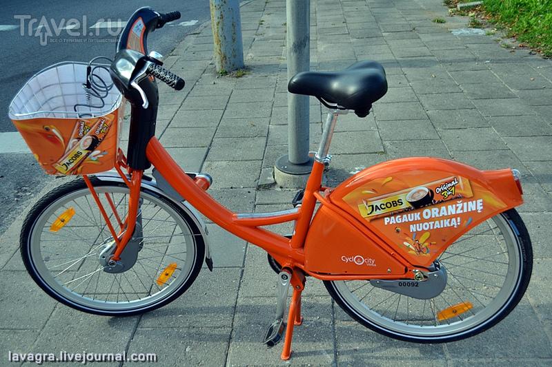 Преображение Вильнюса-2 или о пользе велопрогулок / Фото из Литвы
