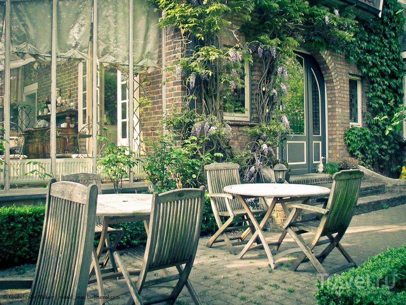 В отеле Gasthof Groenhove в Брюгге, Бельгия / Фото из Бельгии