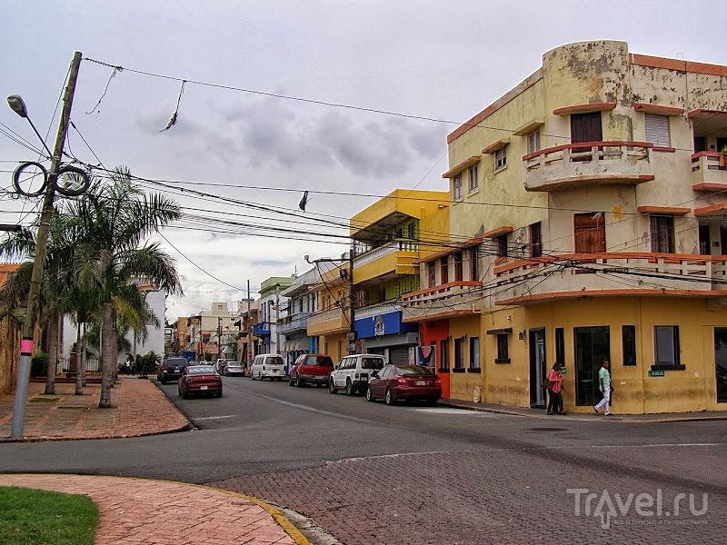 Доминикана. Однажды в Америке. Призраки воображаемой эмиграции / Доминикана