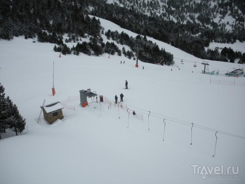 Андорра горнолыжная / Андорра