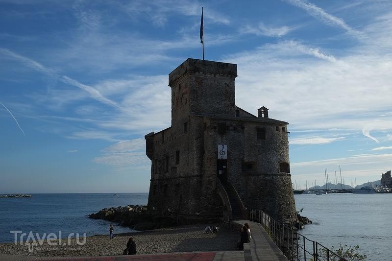 Италия. Рапалло, Castle on the Sea / Италия