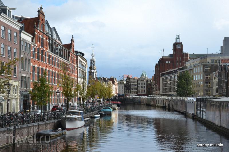 В городе Амстердам, Нидерланды / Фото из Нидерландов