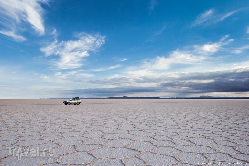 Салар-де-Уюни и саларный праздник / Фото из Боливии